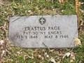 Image for 100 - Erastus Page - Omaha, Ne.
