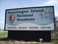 Image for Assateaque Island National Seashore Park, Worcester County, Maryland
