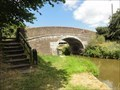 Image for Arch Bridge 52 Over The Shropshire Union Canal (Birmingham and Liverpool Junction Canal - Main Line) - Cheswardine, UK