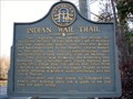 Image for Indian War Trail - GHM 068-2