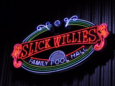 Slick Willies Family Pool Hall Houston Texas Neon #1: 3e0d74a3 ce0a 40a0 ac21 f433cfef9ba4