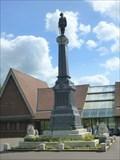 Image for Boer War Memorial - Crewe, Cheshire East, UK.