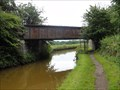 Image for Railway Bridge 151A Over The Trent & Mersey Canal - Wheelock, UK