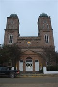 Image for Church of the Immaculate Conception -- Natchitoches Historic District -- Natchitoches LA