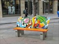 Image for 16th Street Mall Benches - Denver, CO