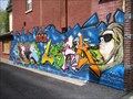 Image for Murals - Looking Stylish on Locke St, Hamilton ON