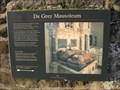 Image for De Grey Mausoleum - St John the Baptist Church, Flitton, Bedfordshire, UK