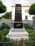 Image for Pomník obetem 1.svetové války - Chlum svaté Márí