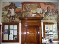 Image for The Covered Bridge Mural, US Post Office  -  Mt. Sterling, Illinois
