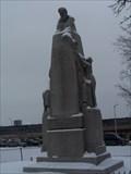 Image for Pasteur Lunar Crater - Louis Pasteur Memorial - Chicago, IL