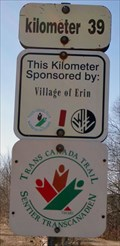 Image for Elora-Cataract Trail access point, Ross Street, Erin