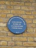 Image for Girlhood Home of Clementine Churchill - Berkhamstead