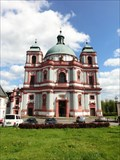 Image for Basilica of St. Lawrence and St. Zdislava - Jablonne v Podjestedi,  Czech Republic