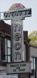 Image for Home of Flexlume Neon - Buffalo, New York, USA