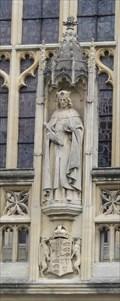 Image for King Henry VII -- Bath Abbey, Bath, Somerset, UK