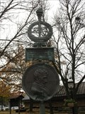 Image for Arche Memorial Fountain - Dixie Hwy West - Lincoln Hwy Crossing - Chicago Heights, IL