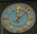 Image for Clock at Mairie Neuf Brisach - Alsace / France