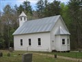 Image for Missionary Baptist Church - Cades Cove, Tennessee, USA.