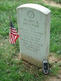 Image for Major Audie L. Murphy - Arlington, VA