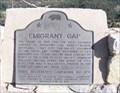 Image for Emigrant Gap