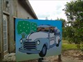 Image for Citrus Delivery Truck - Florida Natural Visitor Center - Photo Cutout - Lake Wales, Flroida