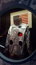Image for Flag and Spacesuit from Gemini Missions - Museum of Pop Culture - Seattle, WA