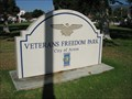 Image for Veterans Freedom Park - Azusa, CA