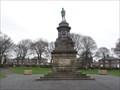 Image for West View Park Second Boer War Memorial - Halifax, UK