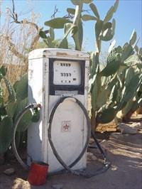 Diesoline Pump - Solitaire - Khomas Region, Namibia