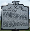 Image for Execution of Summers and Koontz