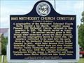 Image for 1883 Methodist Church Cemetery - Arab, AL
