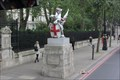 Image for City Limit of London Dragons - Victoria Embankment, City of London, UK