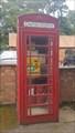 Image for Red Telephone Box - School Lane - Colston Bassett, Nottinghamshire