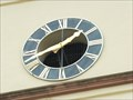 Image for Clock at parish church of St. Castor to Mörsdorf - RLP / Germany