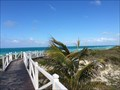 Image for Beach Boardwalk, Cayo Santa Maria, Cuba