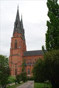 Image for Tourism - Uppsala Cathedral / Domkyrka - Uppsala, Sweden