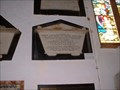 Image for John Loudon McAdam, St Augustine's Church, Broxbourne, Herts, UK