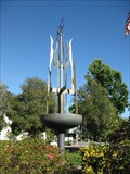 Image for Olympic Abstract Sculpture - Monterey Park, CA