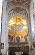 Image for Église Saint Nazaire Monumental  Frescoes - Sanary-sur-Mer, France