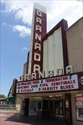 Image for Granada Theatre - Dallas TX