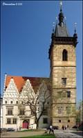 Image for The Prague's New Town Hall / Novomestská radnice v Praze