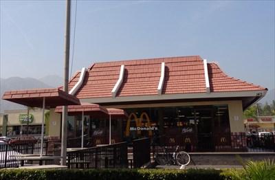 McDonalds - Free WiFi - Foothill Blvd, Arcadia, CA.