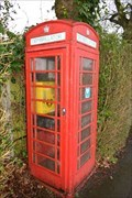 Image for Red Telephone box - Earlswood, Warwickshire, B94 5RX