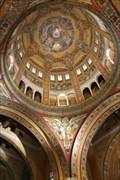 Image for Dôme de la Basilique Sainte Thérèse, Lisieux, France