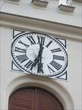 Image for Hodiny na vezi kostela - Brno, Czech Republic