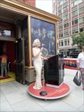 Image for Marilyn Monroe & 3768 Monroe Asteroid  - Washington, D.C.