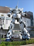Image for Mobile Suit Gundam Statue - Tokyo, Japan