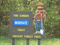 Image for Smokey Bear fire danger - Kingsport, TN
