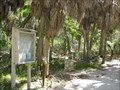 Image for You are at the Arrowhead Nature Trailhead - Ft DeSoto