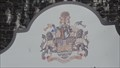 Image for Borough of Newcastle-under-Lyme Coat of Arms - Kidsgrove, UK